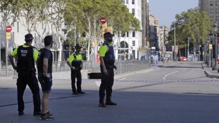 Police Treating Barcelona Van Attack As 'Terror' As 13 People Confirmed Dead