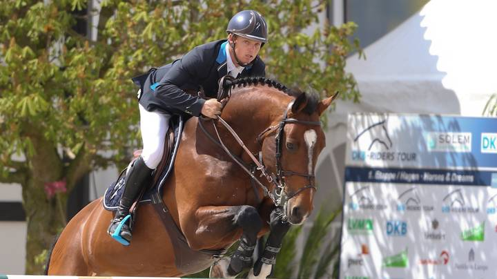 Aussie Equestrian Star Jamie Kermond Banned From Tokyo Olympics After Positive Cocaine Test