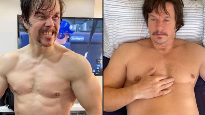 Mark Wahlberg's 7,000 Calorie Diet Behind Three-Week Weight Transformation
