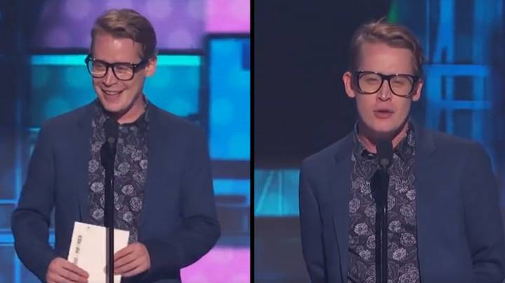 Macaulay Culkin Makes Rare Appearance And He's Looking Better Than Ever