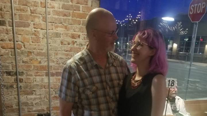 Student, 24, Says It Was 'Love At First Sight' For Her And 60-Year-Old Boyfriend