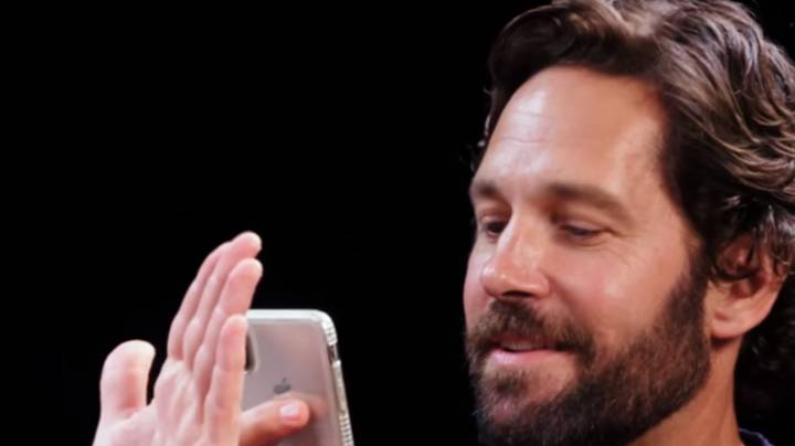 Paul Rudd Conjures Naked Man With Brilliant Photography Party Trick