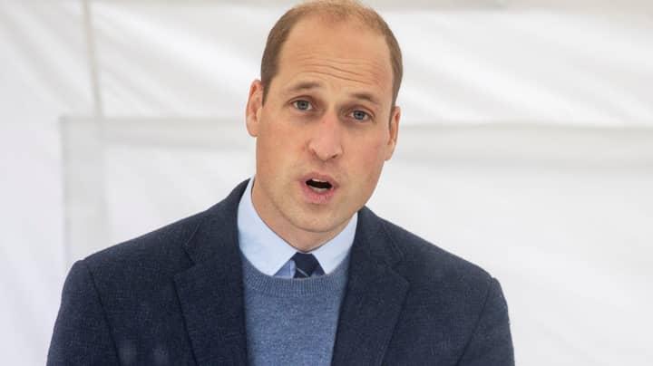 Prince William Slams Billionaires' Space Race
