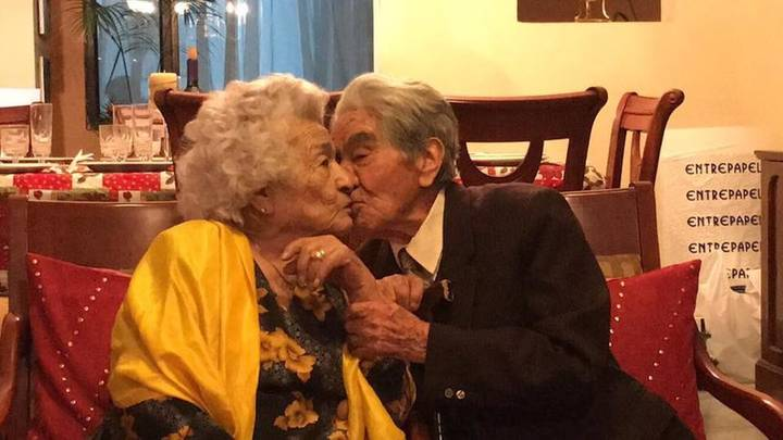 Husband From World's Oldest Couple Dies Aged 110