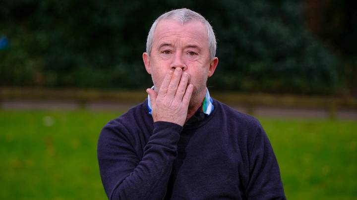Man Suffering With Mystery Illness That Causes Him To Burp Constantly