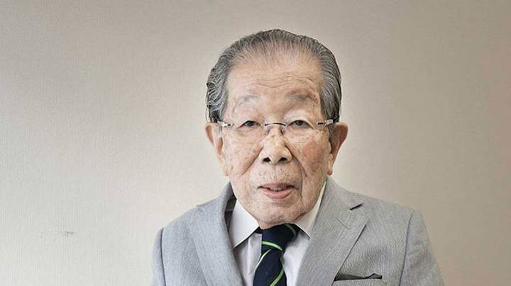 104-Year-Old Doctor Shares The Secrets To A Long And Happy Life