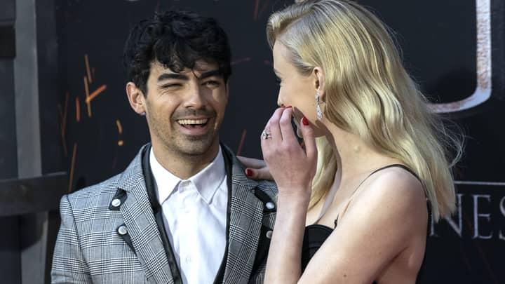 Sophie Turner And Joe Jonas Get Married In Surprise Vegas Wedding