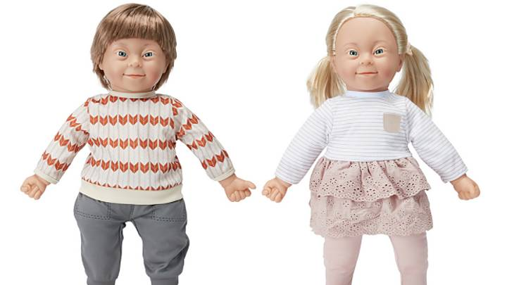Kmart Has Started Selling Dolls With Down Syndrome