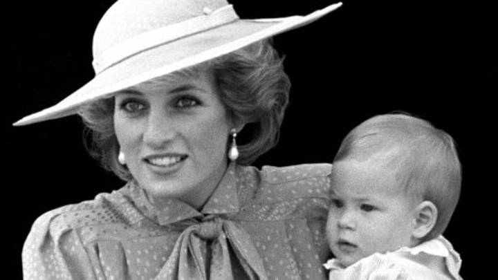 The Heartbreaking Words Of Prince Harry After Learning Of Diana's Death