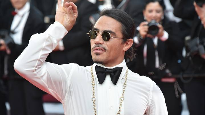 Salt Bae Shares Photograph Of What He Used To Look Like