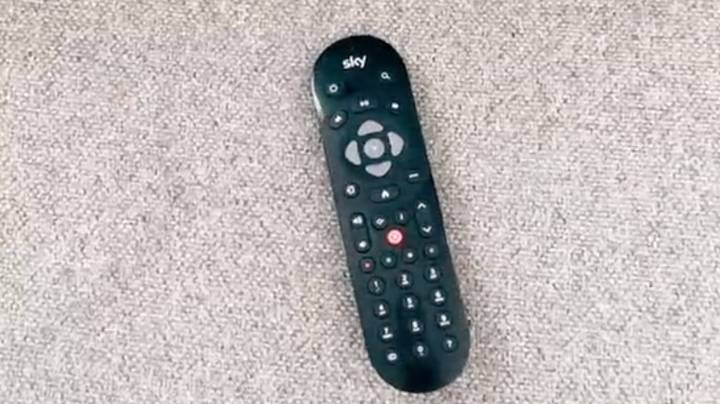 People Are Just Realising Sky Feature Helps You Find Where Your Remote Is Hidden