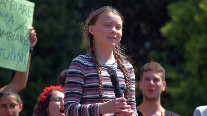 Greta Thunberg Says Political Inaction Has Wasted Two Years In Climate Change Fight
