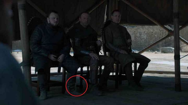 Game Of Thrones Finale Sees Plastic Water Bottles Left On Set During Filming