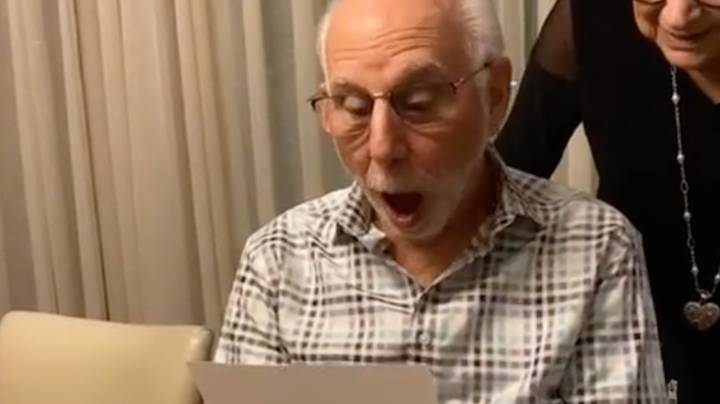 80-Year-Old Dua Lipa Superfan Has Incredible Reaction To Receiving Tickets For Birthday