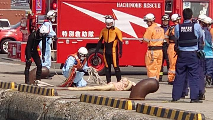 Rescuers Save 'Drowning Woman' Only To Discover It Was A Sex Doll