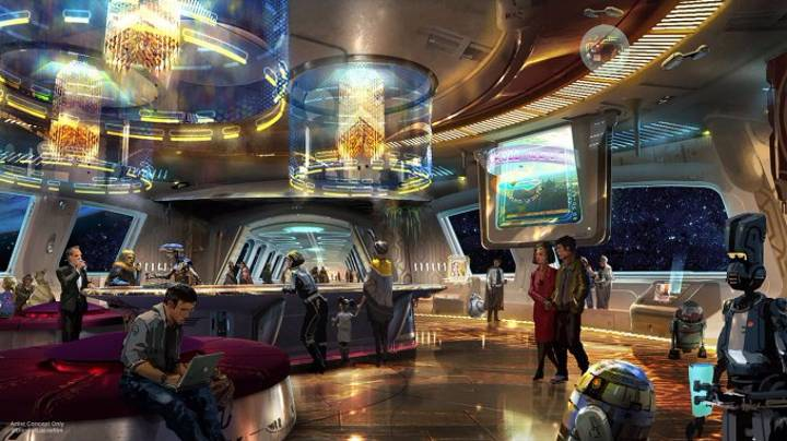Disney Is Opening A 'Star Wars' Hotel Where You Get Your Own Storyline