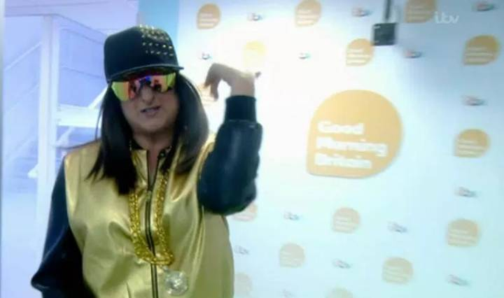 Get Ready To Cringe As Honey G Forgets Her Lyrics During Live TV
