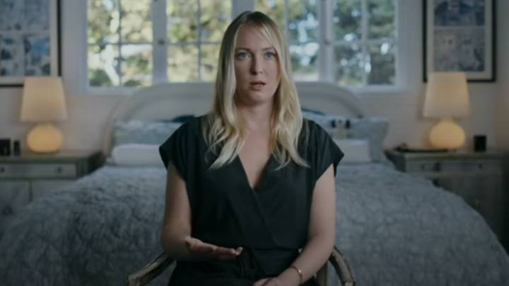 ​Sex Cult Victim Speaks Out For First Time In New True Crime Docuseries