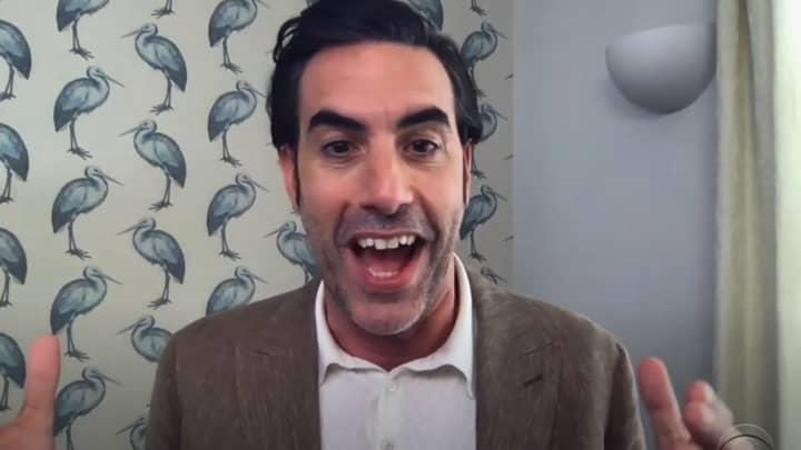 Sacha Baron Cohen Reveals How Rudy Giuliani Borat Scene Almost Went Wrong