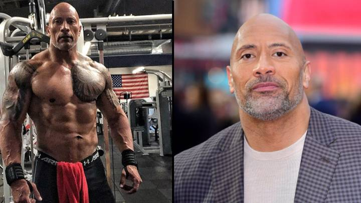 Dwayne Johnson Shows Off Impressive Results Of '18 Weeks Of Disciplined Diet And Training'