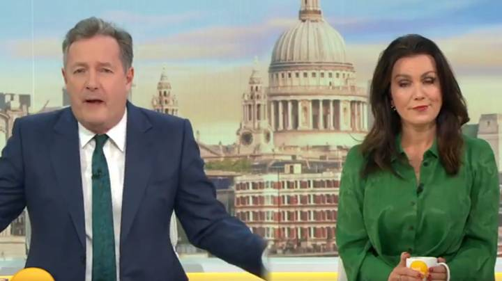 Piers Morgan 'Sickened' By Harry And Meghan Oprah Interview