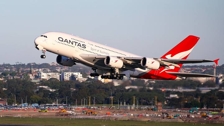 Qantas To Cut 6,000 Jobs And Will Ground 100 Aircraft For One Year