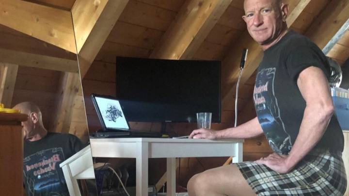 Married Dad Wears Heels And Dresses To Challenge Gender Stereotypes
