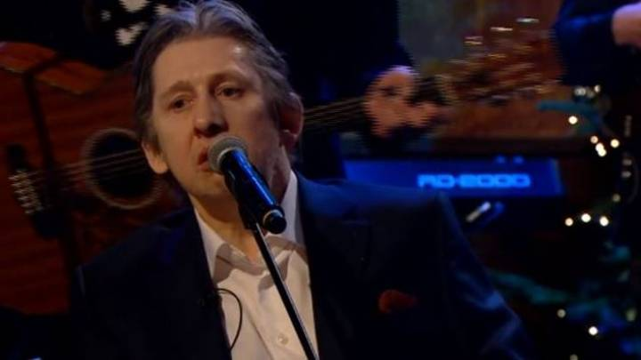 Shane MacGowan Defends The Controversial Lyric In Fairytale Of New York