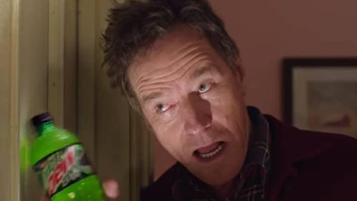 Bryan Cranston Recreates The Shining For Mountain Dew Super Bowl Advert