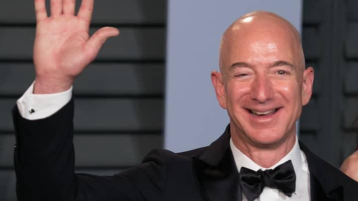 Jeff Bezos 'Funding' New Anti-Aging Venture Aiming To Make Humans Live Longer