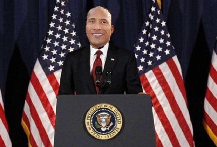 Dwayne 'The Rock' Johnson Is Not Against Running For President