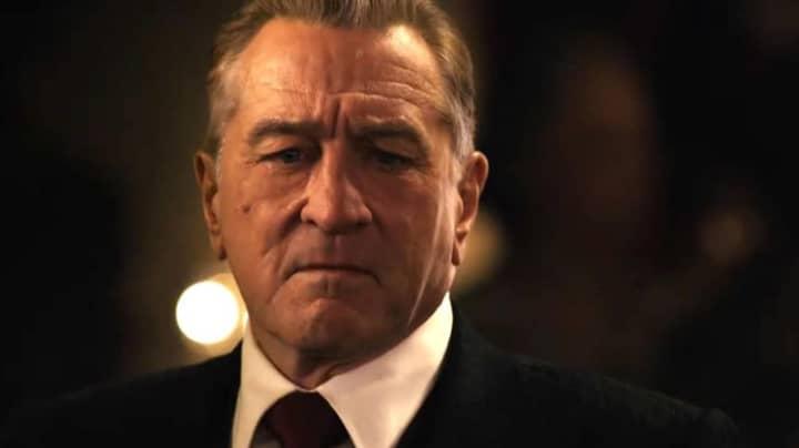 Viewers Distracted By Robert De Niro's Eyes In The Irishman