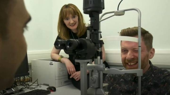 Acid Attack Survivor Is First UK Patient To Regain Sight Thanks To Incredible New Surgery