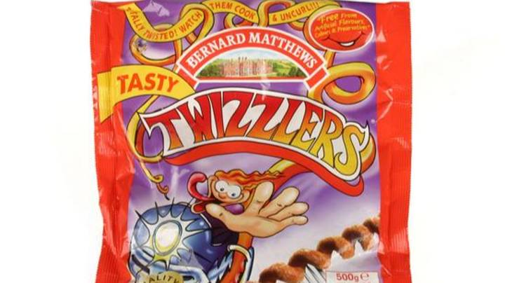 Bernard Matthews Teases The Return Of The Almighty Turkey Twizzler