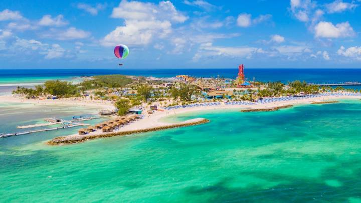 Royal Caribbean Just Opened A Private Island For Its Passengers