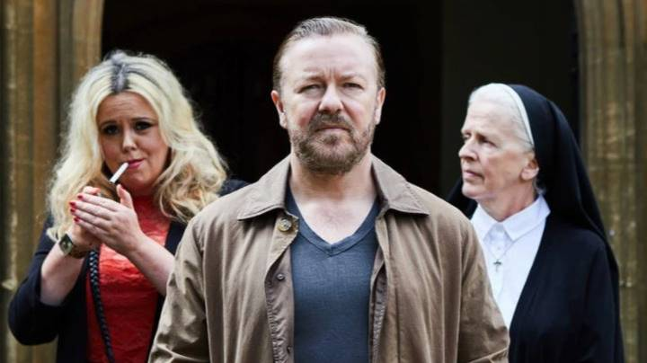 Ricky Gervais Finishes First Draft Of Script For After Life Season 3