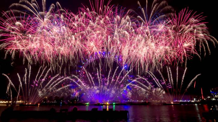 London's New Year's Eve Fireworks Cancelled Due To Coronavirus Pandemic