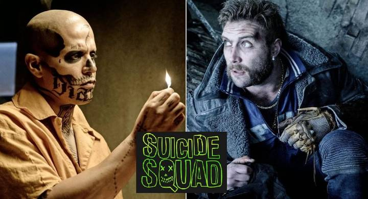 We Spoke To Suicide Squad's El Diablo And Captain Boomerang About Their Characters