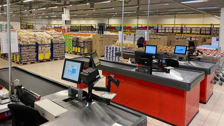 Russian Supermarket 'Cheaper Than Aldi' Opening In UK This Weekend