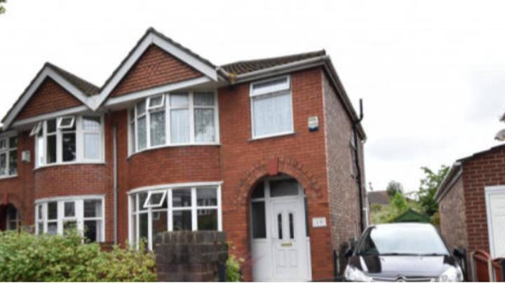 Three-Bedroom House Up For Sale With Completely Overgrown Garden