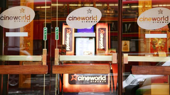 Cineworld To Reopen All Cinemas In July