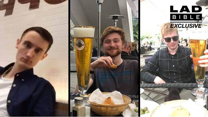 Old School Friends Go For Quiet Drink In Edinburgh And End Up In Berlin