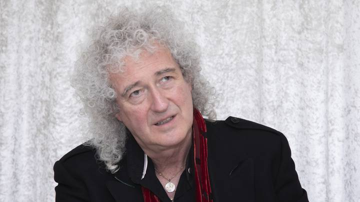 Brian May Hospitalised After Ripping Glutes 'To Shreds' While Gardening