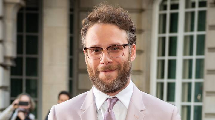 Seth Rogen Says He 'Smokes Weed All Day Every Day'