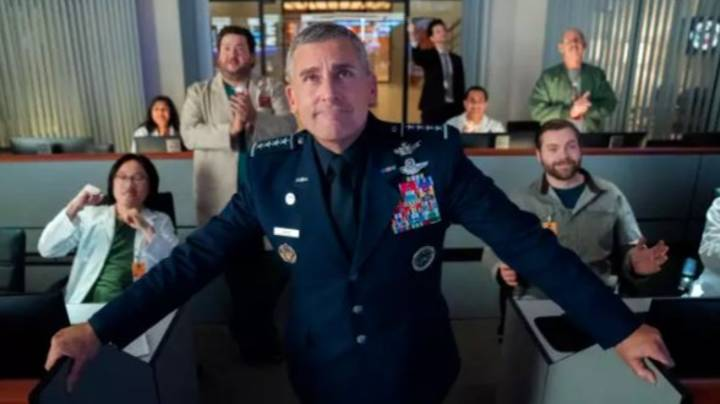 Space Force Has Been Renewed For A Second Season