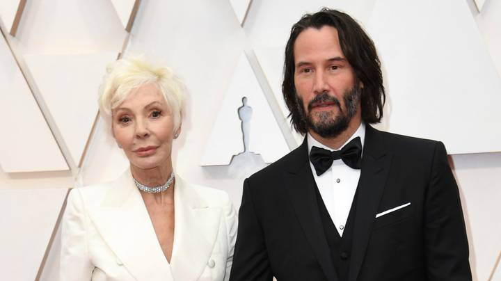 Keanu Reeves Has Taken His Mum As His Date For The Oscars