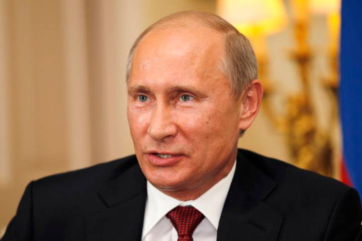 Putin 'Could Be About To Quit' His Position As Russian President