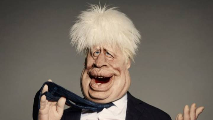 Spitting Image Reveals First Look At Boris Johnson And Prince Andrew Puppets