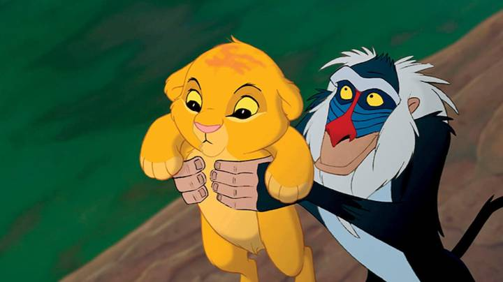 Singer Who Voiced Simba In The Lion King Turned Down $2 Million In Favour Of Royalties