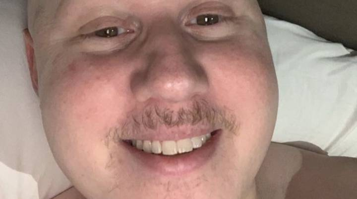 Matt Lucas Has Grown His 'First Ever Moustache' At 46-Years-Old